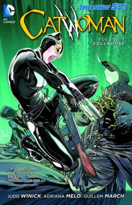 Catwoman Vol. 2: Dollhouse (NOOK Comics with Zoom View)