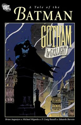 Batman: Gotham by Gaslight (NOOK Comics with Zoom View)