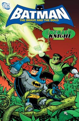 Batman: Brave and the Bold - Emerald Knight (NOOK Comics with Zoom View)