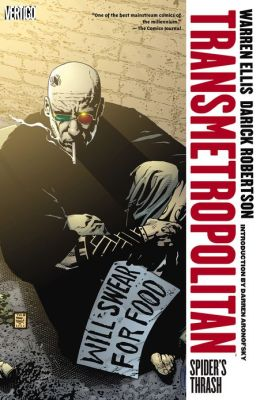 Transmetropolitan Vol. 7: Spider's Thrash (NOOK Comics with Zoom View)