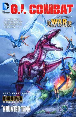 G.I. Combat Vol. 1: The War That Time Forgot