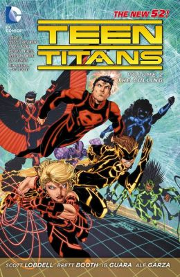 Teen Titans Vol. 2: The Culling