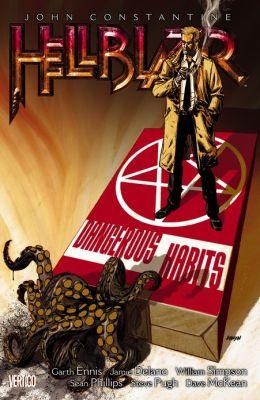 John Constantine: Hellblazer Vol. 5: Dangerous Habits (New Edition) (NOOK Comic with Zoom View)