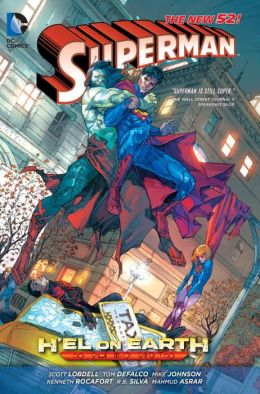 Superman: H'el On Earth (The New 52)