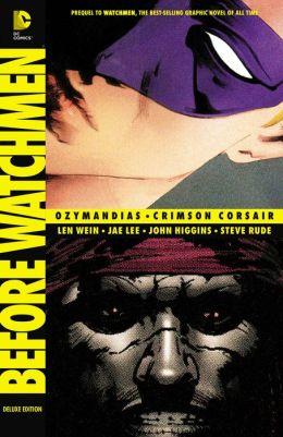 Before Watchmen: Ozymandias/Crimson Corsair (NOOK Comic with Zoom View)