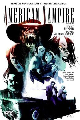 American Vampire, Volume 6