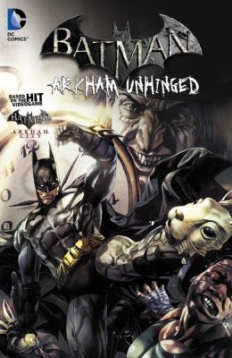 Batman: Arkham Unhinged Vol. 2 (NOOK Comic with Zoom View)