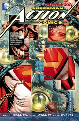 Superman - Action Comics Vol. 3: At the End of Days (The New 52) (NOOK Comic with Zoom View)