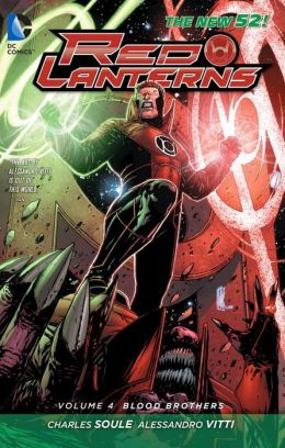 Red Lanterns Vol. 4: Blood Brothers (The New 52)
