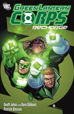 Green Lantern Corps: Recharge (NOOK Comic with Zoom View)