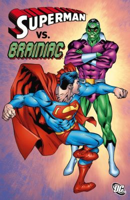 Superman vs. Brainiac (NOOK Comic with Zoom View)