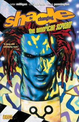 Shade The Changing Man: The American Scream (NOOK Comic with Zoom View)