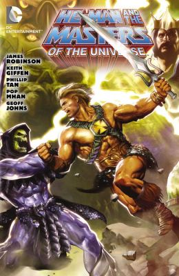 He-Man and the Masters of the Universe Vol. 1 (NOOK Comic with Zoom View)