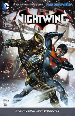 Nightwing Vol. 2: Night of the Owls (The New 52) (NOOK Comic with Zoom View)