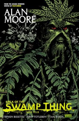 Saga of the Swamp Thing Book Four (NOOK Comic with Zoom View)