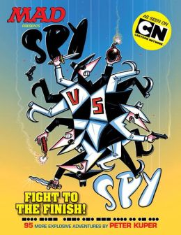 Spy vs. Spy: Fight to the Finish!