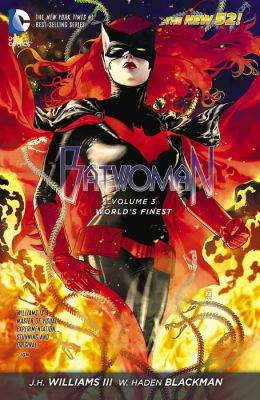 Batwoman Vol. 3: World's Finest (NOOK Comic with Zoom View)