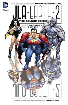 JLA Earth 2 Deluxe Edition (NOOK Comic with Zoom View)
