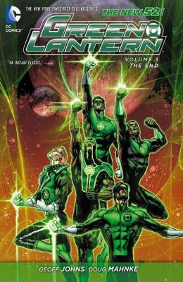 Green Lantern Vol. 3: The End (NOOK Comic with Zoom View)