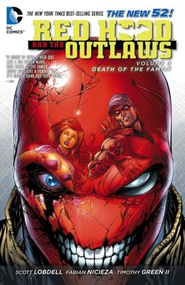 Red Hood and the Outlaws Vol. 3: Death of the Family (The New 52) (NOOK Comic with Zoom View)