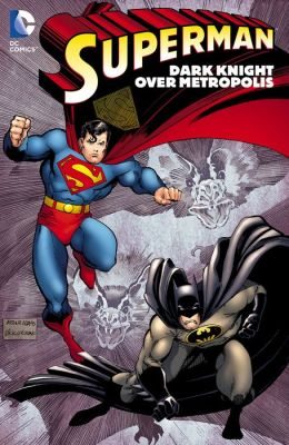 Superman: Dark Knight over Metropolis (NOOK Comic with Zoom View)