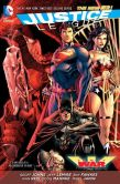 Book Cover Image. Title: Justice League:  Trinity War (The New 52), Author: Geoff Johns