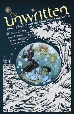The Unwritten Vol. 8: Orpheus in the Underworlds (NOOK Comic with Zoom View)