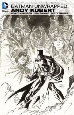 Batman Unwrapped by Andy Kubert (NOOK Comic with Zoom View)