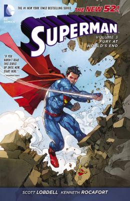 Superman Vol. 3: Fury at World's End (The New 52) (NOOK Comic with Zoom View)