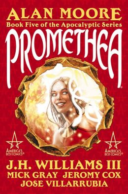 Promethea Book Five (NOOK Comic with Zoom View)