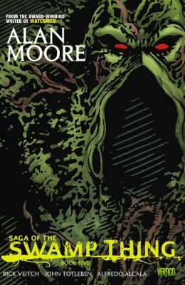 Saga of the Swamp Thing Book Five (NOOK Comic with Zoom View)