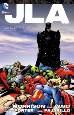 JLA Vol. 4 (NOOK Comic with Zoom View)