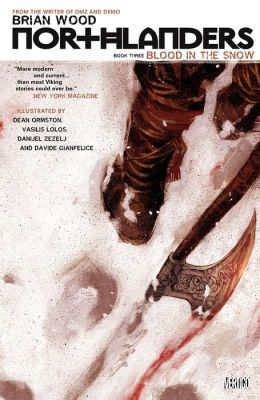 Northlanders Vol. 3: Blood in the Snow (NOOK Comic with Zoom View)
