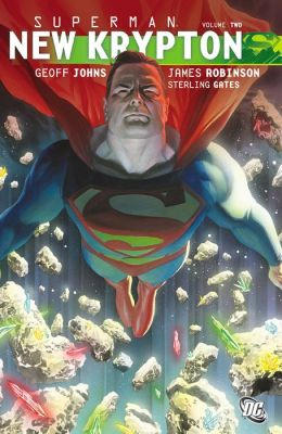 Superman: New Krypton Vol. 2 (NOOK Comic with Zoom View)