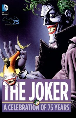 The Joker: A Celebration of 75 Years (NOOK Comic with Zoom View)