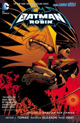 Batman and Robin Vol. 4: Requiem for Damian (The New 52) (NOOK Comic with Zoom View)