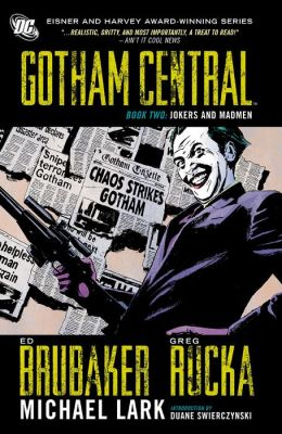 Gotham Central Book 2: Jokers And Madmen (NOOK Comic with Zoom View)