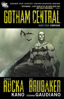 Gotham Central Book 4: Corrigan (NOOK Comic with Zoom View)