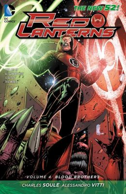 Red Lanterns Vol. 4: Blood Brothers (The New 52) (NOOK Comic with Zoom View)