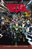 Book Cover Image. Title: Forever Evil (NOOK Comic with Zoom View), Author: Geoff Johns