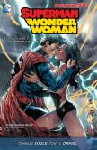 Book Cover Image. Title: Superman/Wonder Woman Vol. 1:  Power Couple (The New 52) (NOOK Comic with Zoom View), Author: Charles Soule