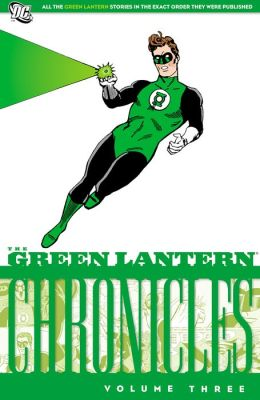 The Green Lantern Chronicles Vol. 3 (NOOK Comic with Zoom View)