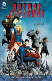Book Cover Image. Title: Batman/Superman Vol. 2:  Game Over (The New 52) (NOOK Comic with Zoom View), Author: Greg Pak
