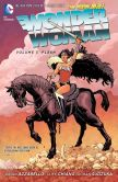 Book Cover Image. Title: Wonder Woman Vol. 5:  Flesh (The New 52) (NOOK Comic with Zoom View), Author: Brian Azzarello
