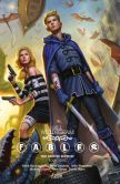 Book Cover Image. Title: Fables:  The Deluxe Edition Book Nine (NOOK Comic with Zoom View), Author: Bill Willingham