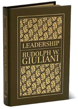 Leadership: Leatherbound, Signed Limited Edition