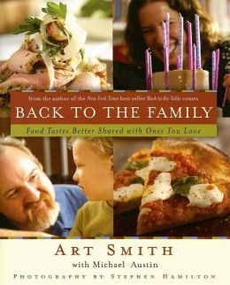 Back to the Family: Food Tastes Better Shared with Ones You Love