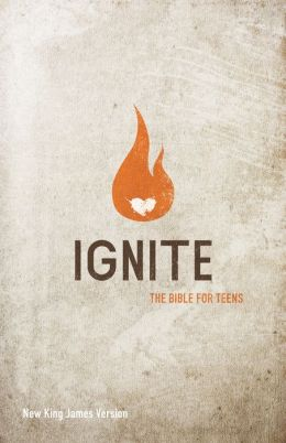 NKJV Ignite: The Bible for Teens