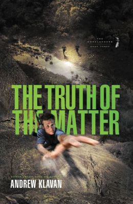 The Truth of the Matter (The Homelanders Series #3)