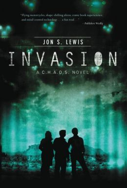 Invasion (C.H.A.O.S. Series #1)